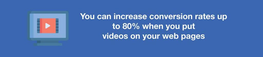 increase conversion rates with video marketing for plumbers