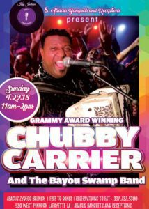 chubby carrier abacus brunch flyer 1