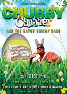 chubby carrier easter event flyer 1 1