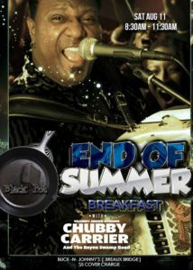 chubby carrier end of summer event flyer 2