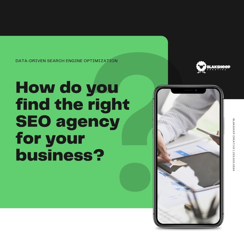 how do you find the right seo agency for your business